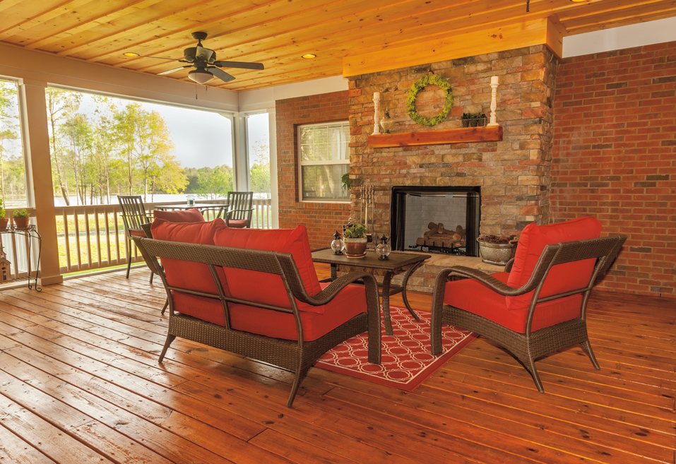 Take A Seat Outdoor Furniture Is More Comfortable And Durable Than Ever