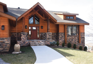 Chadason home, Smith Mountain Lake2015 1-20