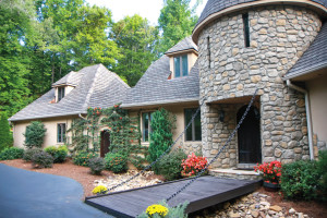Home Magazine Hale Castle Smith Mtn Lake Sep 2014