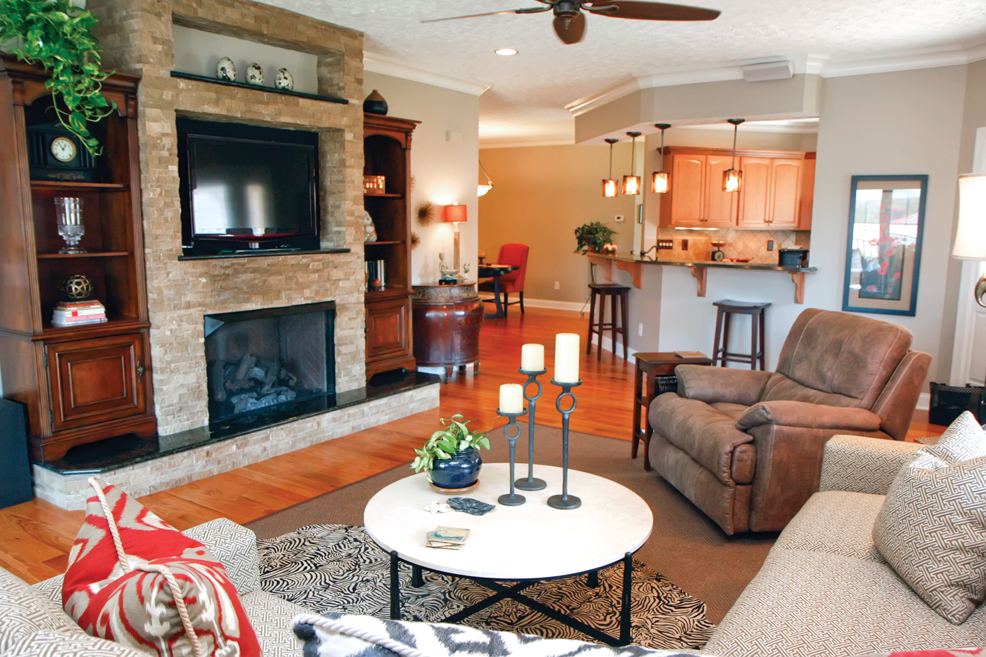 Home Magazine Hall Condo Smith Mountain Lake 13 Oct 2015