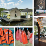 Gather Up the Gear | Storing Your Lake Stuff