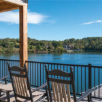 Weekends Come into View | Richmond Couple Creates Restful Lakeside Retreat