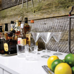 Bottoms Up! | Creating a Home Bar