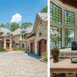 Lakeside Luxury | French Country Family Retreat
