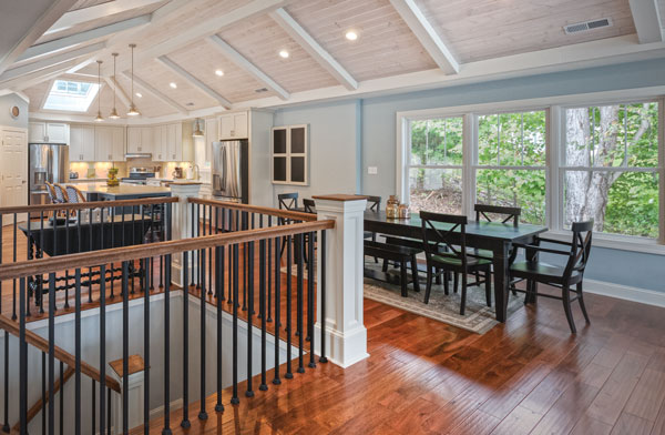 Restorative Beauty | Open Floor Plan Optimizes Views and Vacation Fun